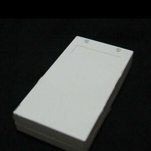 10x Plastic Box Shell Inner 172x89mm Panel Case Electric Housing Diy 177x94x35mm