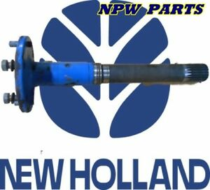 Ford New Holland 1215 Sba326301731 Rear Axle