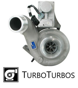 International Navistar Dt466e 179035 Turbo New Oem Borgwarner S300v Turbocharger