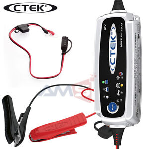 New Ctek Battery Charger Multi Us 3300 Smart Maintainer Tender Auto 56 158