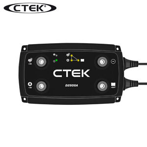 New Ctek D250sa 12 20 Volt Automatic Microprocessor Battery Controlled Charger