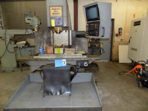 Bridgeport Interact 4 Series Ii Cnc Vertical Milling Machine