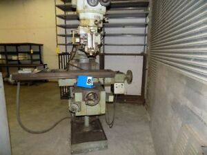 Induma Vertical Milling Machine Vertical Mill