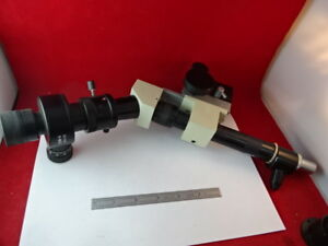 Olympus Japan 0sm 4 10x 13 Microscope Optics Metallograph Inspection As Is 87 14