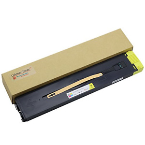 34 000 Pages Colonertm Compatible Toner Cartridge For Xerox Docucolor 240 242 Y