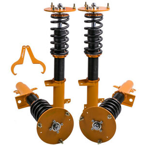 Twin tube Damper Coilover Suspension Kits For Ford Taurus 1997 2007
