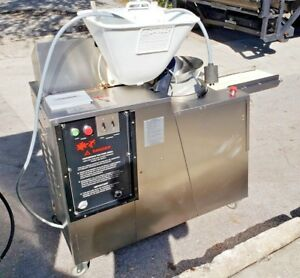 Atwood Scale o matic S300 Dough Divider Rounder