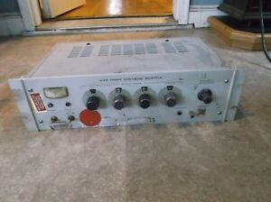 Keithley Instruments 246 High Voltage Power Supply