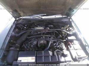 Front Bumper Excluding Cobra Fits 96 98 Mustang 2593940