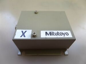Mitutoyo St41a Linear Scale Encoder