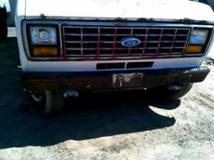 Front Bumper Painted Fits 75 91 Ford E150 Van 2412655