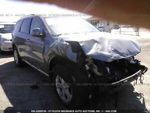 Durango 2012 Third Seat Station Wagon Van 2524352