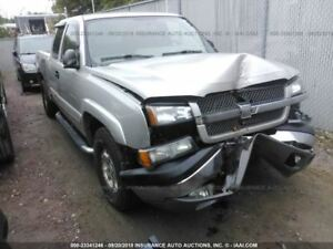 Driver Front Seat Bucket And Bench Manual Fits 03 07 Sierra 1500 Pickup 2583497