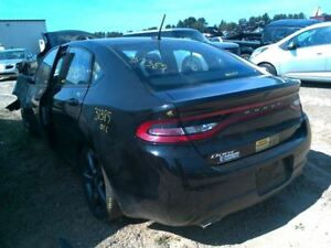 Passenger Front Seat Bucket Air Bag Leather Manual Fits 13 16 Dart 2546395