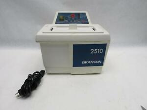 Branson 2510r dth Ultrasonic Cleaner