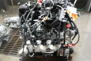 Gmc Sierra 1500 5 3l Engine Complete Lift Out Vin 3 Opt Lc9 09 107k Miles