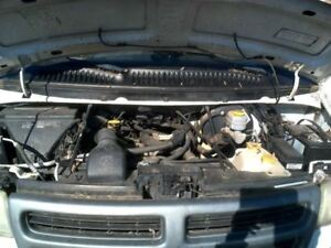 Engine 8 318 5 2l Gasoline Vin Y 8th Digit Fits 98 03 Dodge 1500 Van 2587323