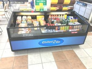 Display Grab And Go Cooler By Federal Industries