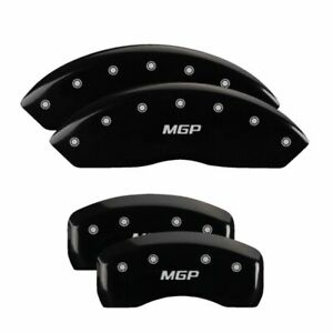 Brake Mgp Caliper Dust Covers Front Rear Black Paint Wheels For Bmw Z4 2003 2005