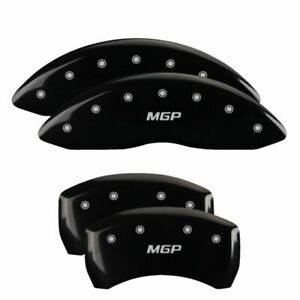 1998 1999 Mercedes benz Cl500 Black Brake Caliper Covers Front Rear