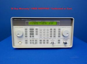 Agilent Hp Keysight 8648c Synthesized Rf Signal Generator 9 Khz 3000 Mhz