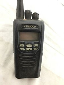 Kenwood Nx 200 k Vhf Digital Transceiver Digital analogue Portable Radio Non ke