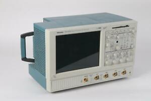 Tektronix Tds5054 Oscilloscope 500mhz 4 channel 5gs s With Option 2a