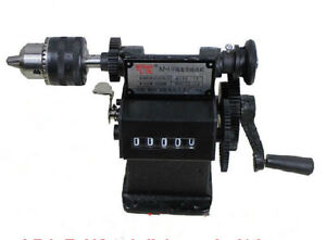 Nz 1 Manual Hand Coil Electric Dual purpose Counting Winding Winder Machine