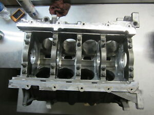 bln42 Bare Engine Block 2008 Ford Mustang 4 6 3l2e6015cc