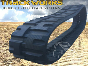 Bobcat T200 864 864g One Rubber Track 320x86x52