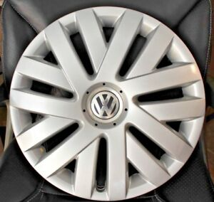 Vw Jetta 2010 To 2014 Hubcap 1 Factory 16 Original 61559 Wheelcover A88