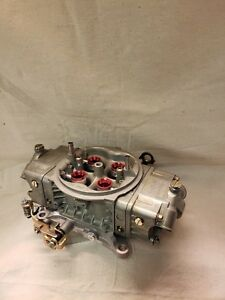 Holley Demon Qft 750 850 Scs 830 Boost Reference Blow Through Carburetor Gas