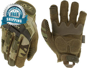 Mechanix Wear Multicam M pact Tactical Gloves medium Camouflage