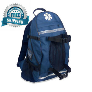 Ergodyne Arsenal 5243 Medic First Responder Trauma Backpack Jump Bag Blue
