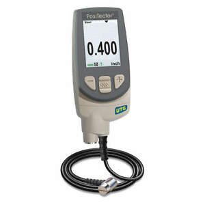 Positector Utg Std By Defelsko Ultrasonic Thickness Gage