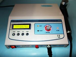New Ultrasound Therapy Physical Relief Therapy Lcd Display Ce Approved Machine