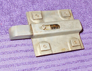 1971 1972 1973 Mustang Mach 1 Boss Orig Fastback Fold Down Seat Trap Door Latch
