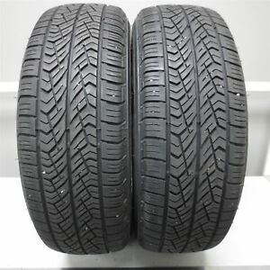 P225 65r16 Yokohama Avid S33 100s Tire 8 32nd Set Of 2 No Repairs