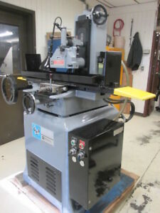 Boyar Schultz Model 2a 6 X 18 2 Axis Hydraulic Surface Grinder