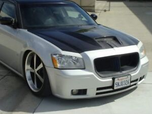 05 07 Dodge Magnum Trufiber Carbon Fiber Srt 8 Body Kit Hood Tc20220 A23