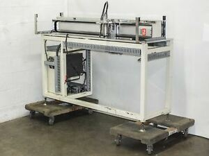 Yamaha Flip x Series Single Axis Robot W Controller And Stand Lsii b