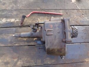 Ford Tractor 8n Sherman Step Up Transmission