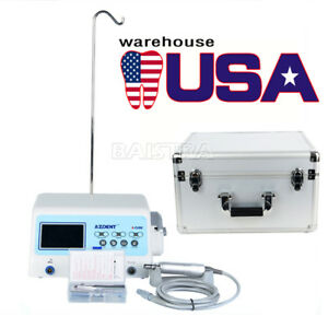 Usps Dental Lab Surgical Implant System Drill Brushless Motor Lcd A cube 110v