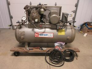 Ir Ingersoll Rand T 30 Century Ii 242 5d1 Air Compressor 208 230v 5hp Automotive