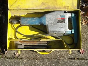 Bosch Demolition Hammer Model 11305 Great Working