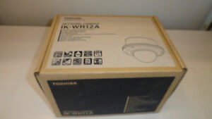 Toshiba Ik wr12a Network Camera Color 800 X 600 3x