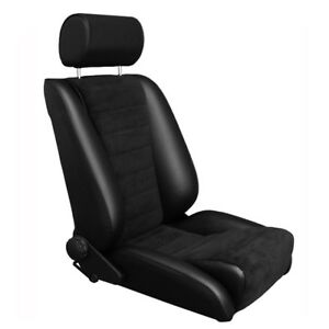 Porsche Lemans S Sport Seat Leatherette corduroy 911 And 912 From 65 To 94