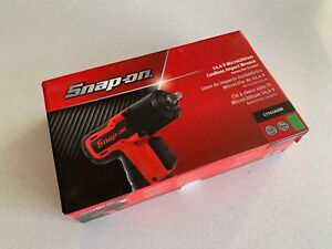 new Snap On 14 4v 3 8 Green Microlithium Cordless Impact Wrench Ct761agdb