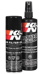 K N Air Filter Service Recharger Kit Cleaner Oil 99 5000
