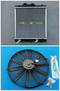 1290 Radiator Fan 1992 1998 For Honda Civic 1 5 1 6 L4 Automatic Trans Only
